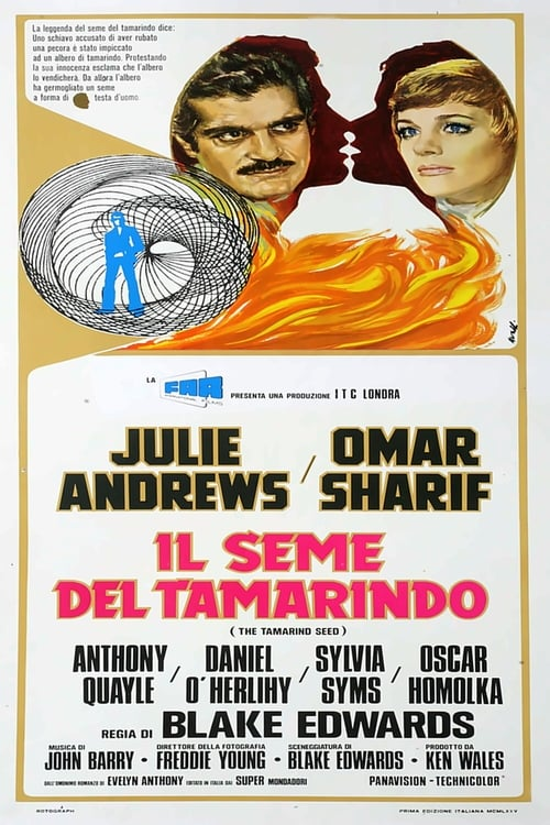 Il seme del tamarindo (1974)