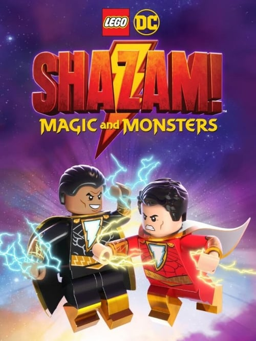 Watch LEGO DC: Shazam! Magic and Monsters Online Free Viooz
