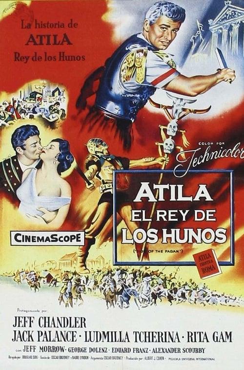 Imagen Atila, rey de los hunos