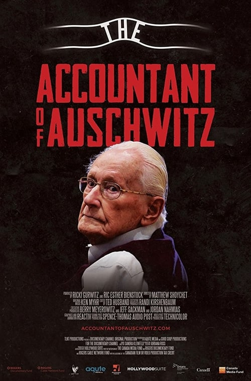 The Accountant of Auschwitz (2019)