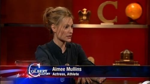 The Colbert Report 2010 Blueray: Season 6 – Episode Aimee Mullins