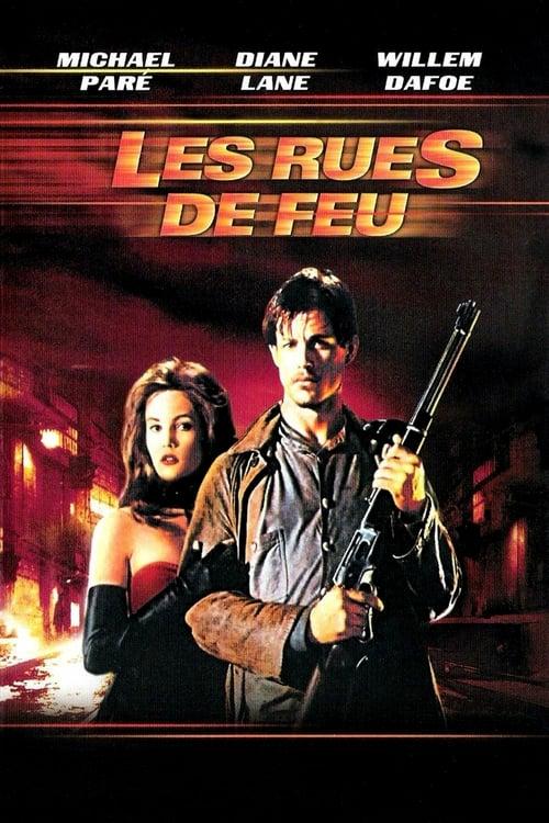 Les rues de feu (1984)