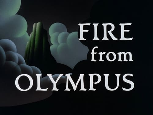 Batman: The Animated Series: Season 1 – Episod Fire from Olympus