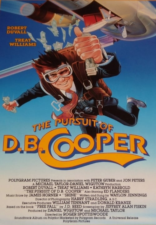 Largescale poster for The Pursuit of D.B. Cooper
