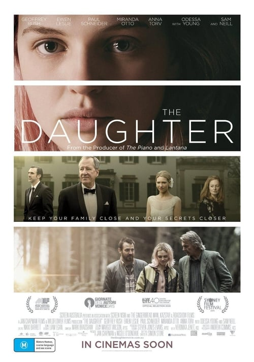 Watch The Daughter (2015) Best Quality Movie