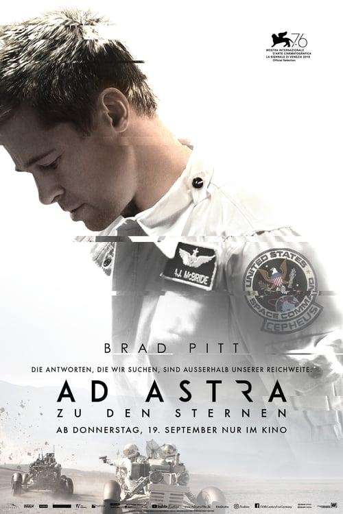 Ad Astra - Zu den Sternen - Science Fiction / 2019 / ab 12 Jahre