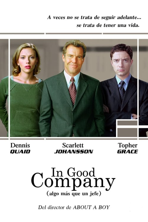 In Good Company pelicula completa