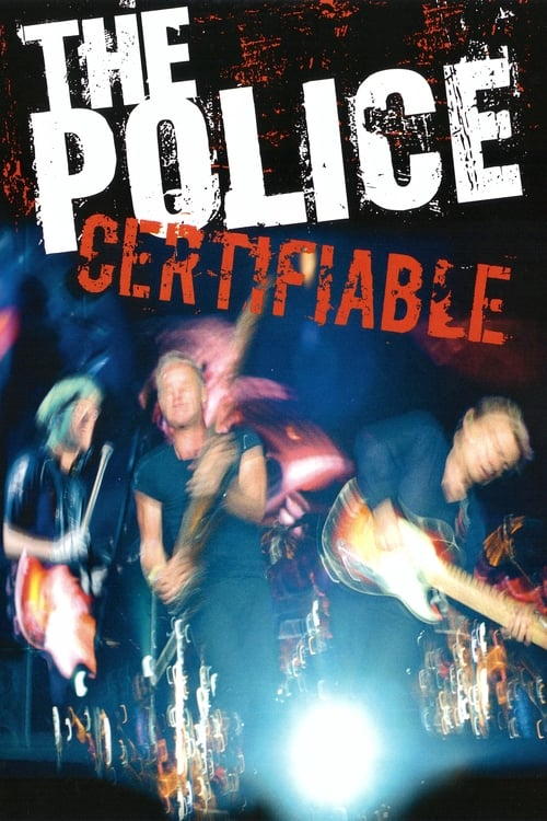 Largescale poster for The Police: Certifiable
