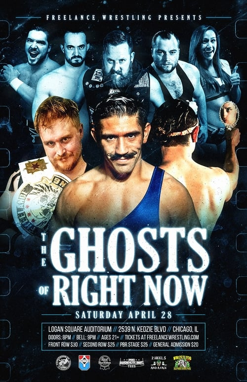 Without Membership Freelance Wrestling: The Ghost Of Right Now
