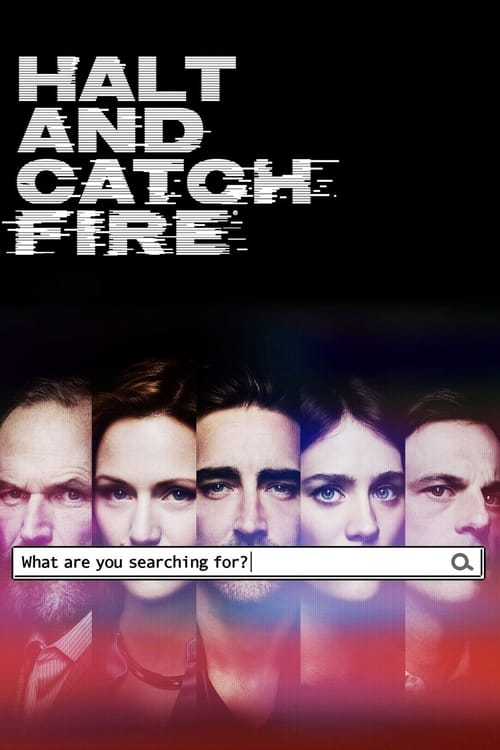 Halt and Catch Fire-Azwaad Movie Database
