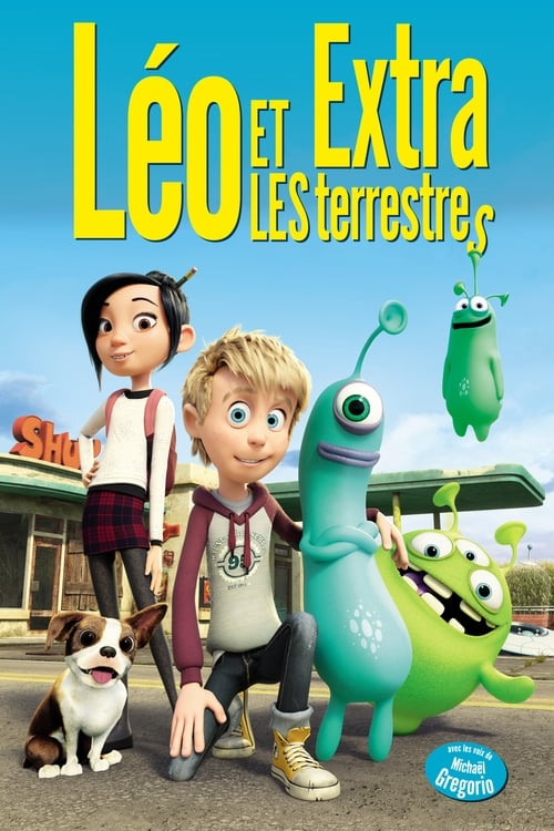 [VF] Léo et les Extraterrestres (2018) streaming Youtube HD