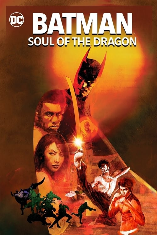 Watch Batman: Soul of the Dragon Online Vidbull