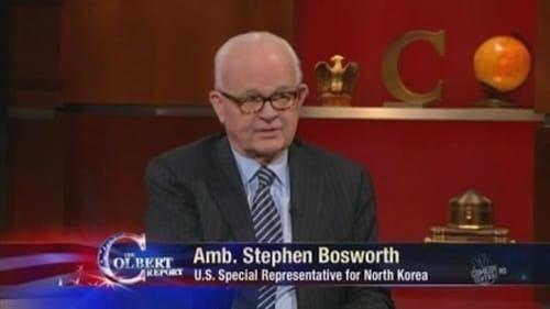 The Colbert Report 2010 Blueray: Season 6 – Episode Stephen Bosworth