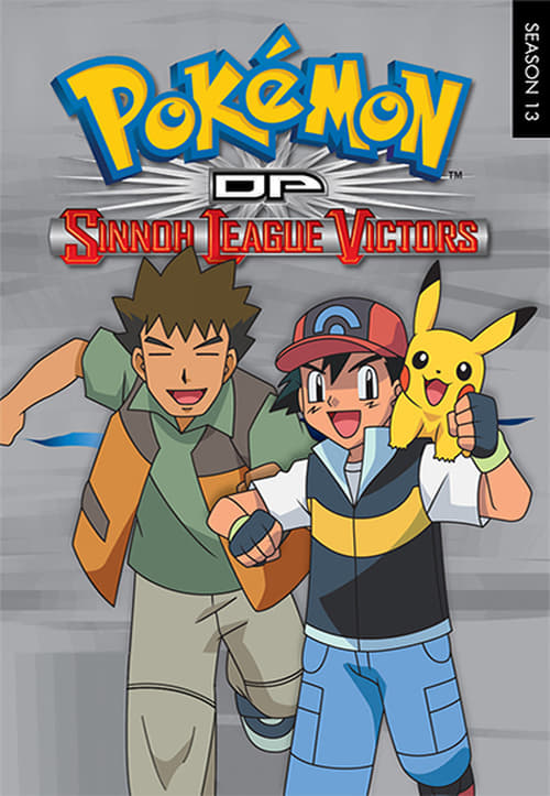 Pokémon: Diamond and Pearl: Sinnoh League Victors