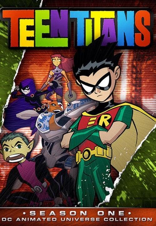 Teen Titans Poster