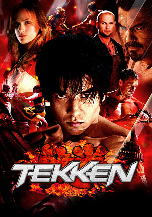 Watch TEKKEN (2010) Movie Free Online