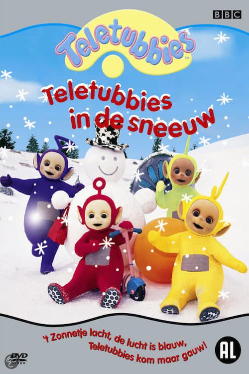 Teletubbies - In De Sneeuw MEGA