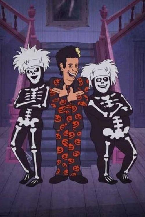 The David S. Pumpkins Halloween Special Mit Höchstgeschwindigkeit
