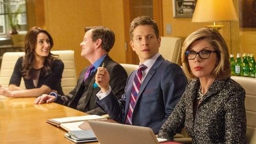 The Good Wife - Season 6 - Episode 13: Dark Money