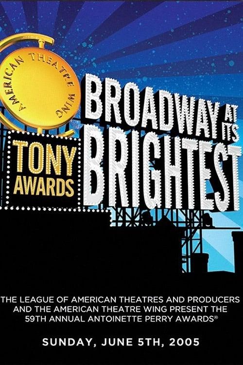 Tony Awards: The 59th Annual Tony Awards