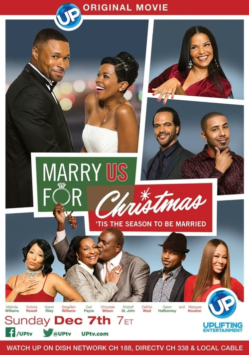 Mira La Película Marry Us for Christmas En Buena Calidad