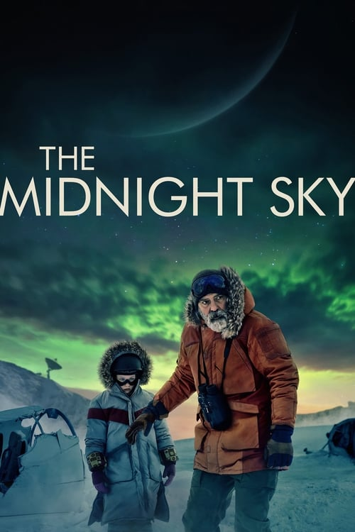 Largescale poster for The Midnight Sky