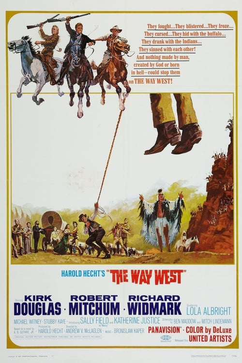 Download The Way West (1967) Movie Free Online