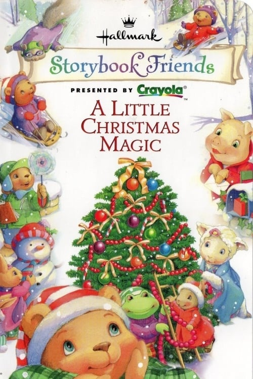 Mira La Película Storybook Friends: A Little Christmas Magic Con Subtítulos En Español