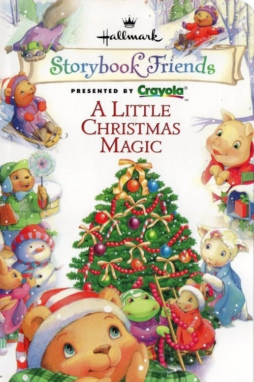 Mira La Película Storybook Friends: A Little Christmas Magic Doblada Por Completo