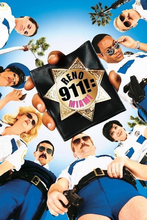 Regarder Alerte à Miami : Reno 911! (2007) streaming fr