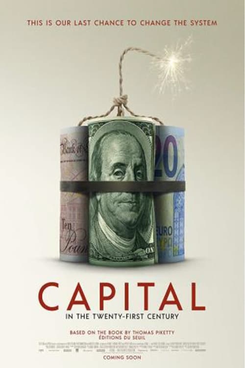 Largescale poster for Capital in the Twenty-First Century
