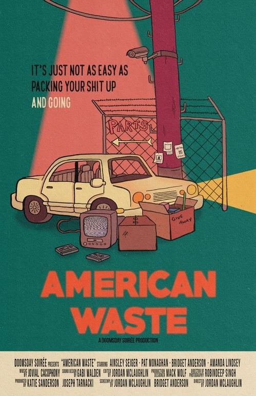 Película American Waste En Línea