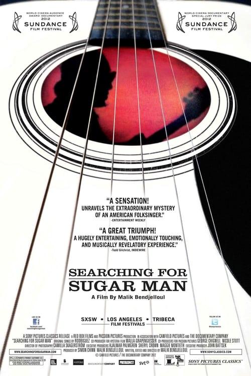 Searching for Sugar Man (2012)