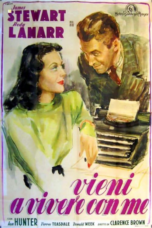 Vieni a vivere con me (1941)