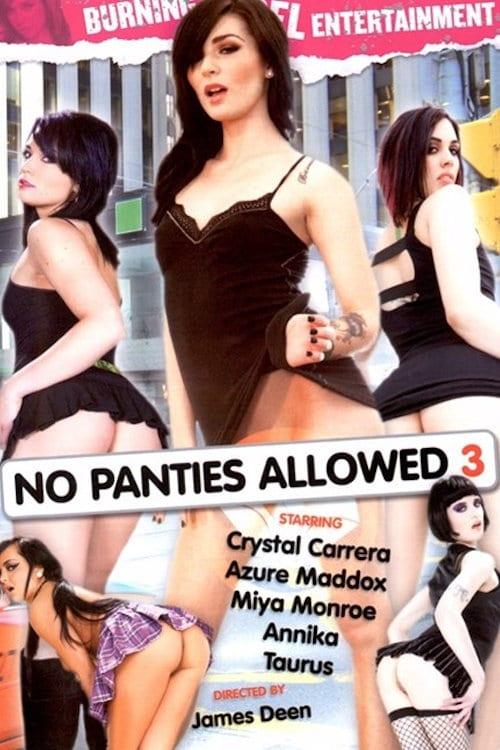 No Panties Allowed 3