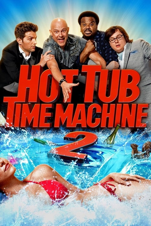Streaming Hot Tub Time Machine 2 (2015) Best Quality Movie