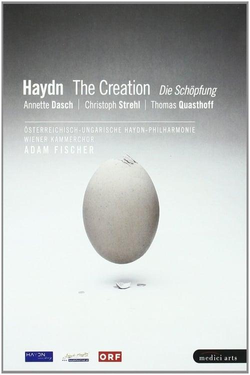 Haydn - Skabelsen - Eisenstadt poster