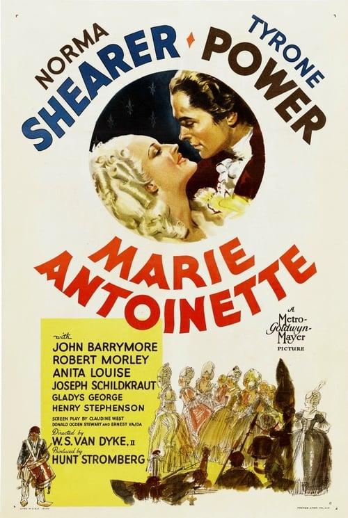 Marie Antoinette Streaming VF