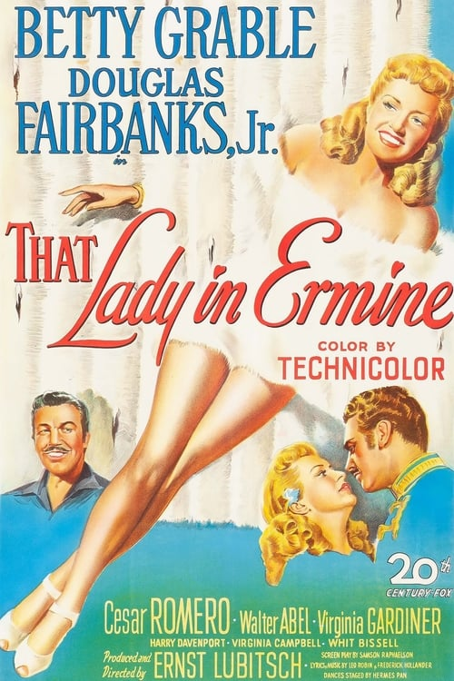 That Lady in Ermine