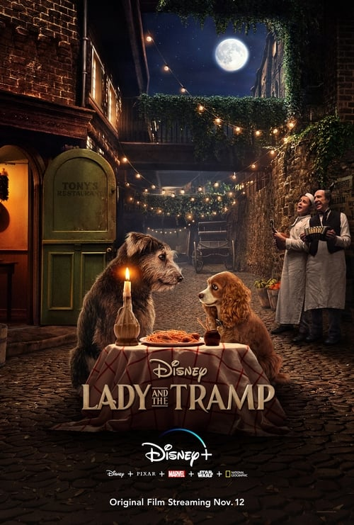 Lady and the Tramp Watch Stream