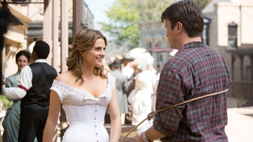 castle - Season 7 - Episode 7: Once Upon a Time in the West