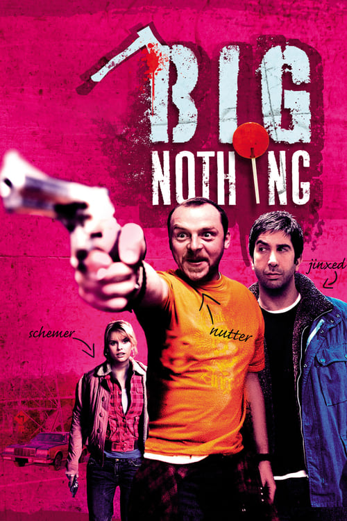 The poster of Big Nothing