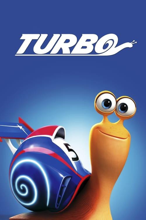 Watch Turbo (2013) Full Movie