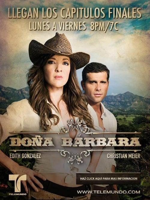 ПОЛУЧИТЬ СУБТИТРЫ Doña Bárbara (2008) в Русский SUBTITLES | 720p BrRip x264