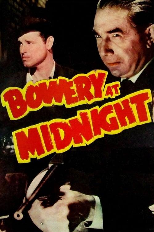 Stáhnout Bowery at Midnight Zdarma