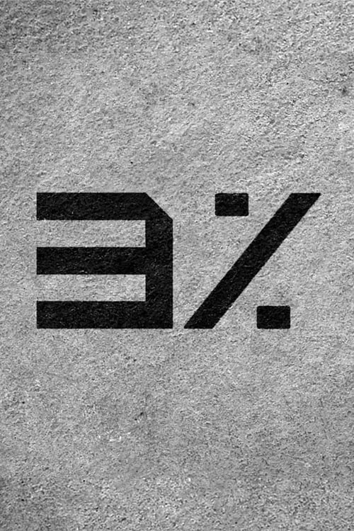 3% (2011) Poster
