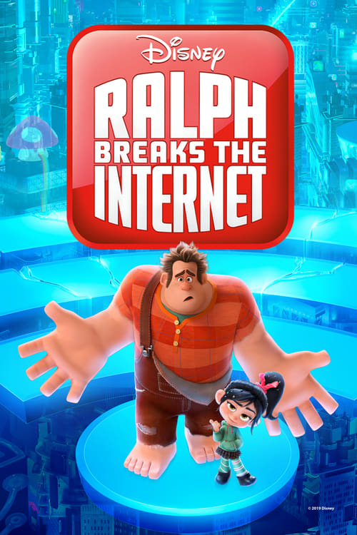 Largescale poster for Ralph Breaks the Internet