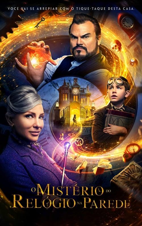 Assistir O Mistério do Relógio na Parede 2018 - HD 720p Legendado Online Grátis HD
