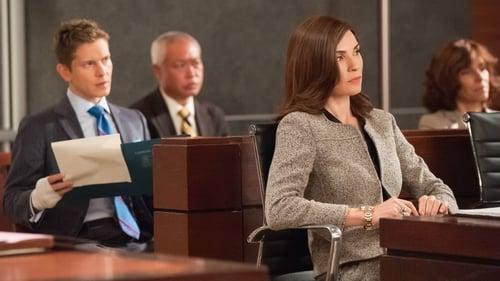 The Good Wife - Season 6 - Episode 3: Dear God