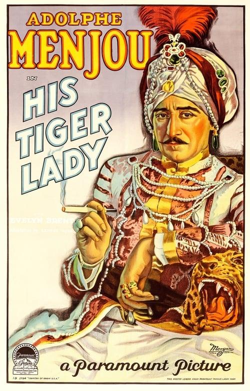 Película His Tiger Lady Doblado Completo